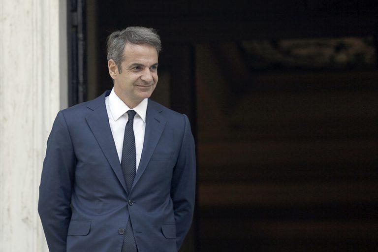 Μητσοτάκης στους «FT»: Να αρχίσουν οι ενταξιακές διαπραγματεύσεις με Β. Μακεδονία αλλά και Αλβανία