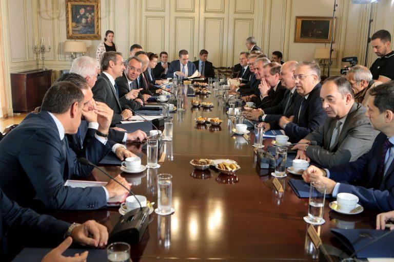 Συνεδριάζει το υπουργικό συμβούλιο στις 11- Τα νομοσχέδια που έρχονται