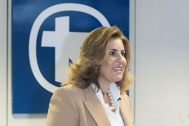 Η Ρεβέκκα Πιτσίκα κεντρική ομιλήτρια σε εκδήλωση της Alpha Bank  για το ρόλο της Ηγεσίας