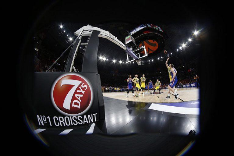 Και αυτή τη χρονιά η Chipita μεγάλος χορηγός των σημαντικότερων μπασκετικών διοργανώσεων της Ευρώπης