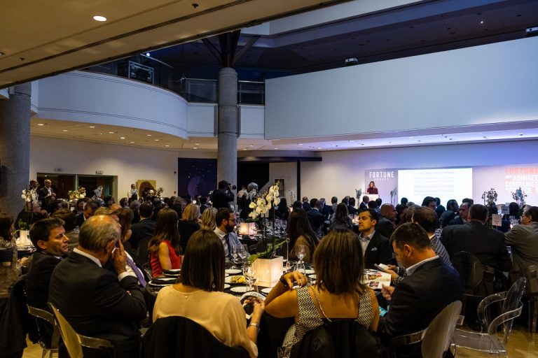 Fortune Dinner: Οι πιο αξιοθαύμαστες εταιρείες βραβεύτηκαν στο Μουσείο Γουλανδρή Φυσικής Ιστορίας