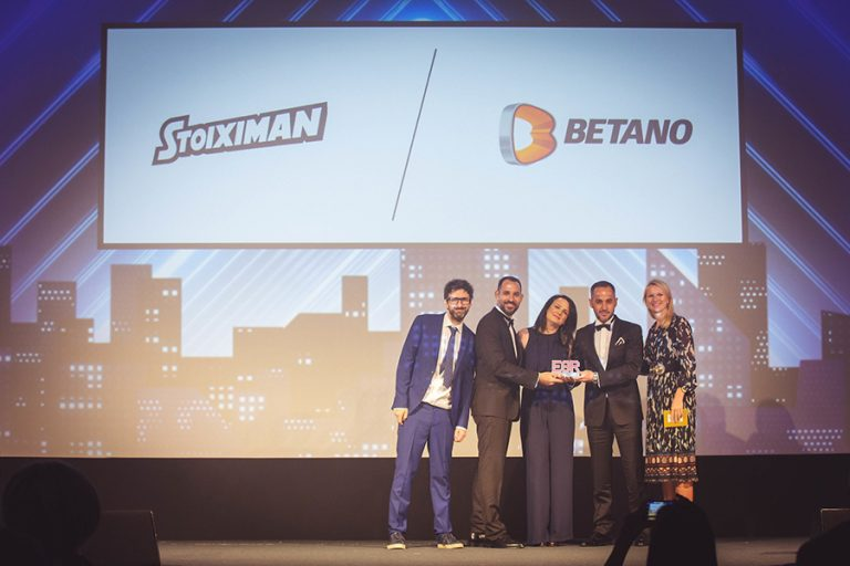 «Χρυσό» για τον Όμιλο Stoiximan/Betano στα «Όσκαρ» του online gaming