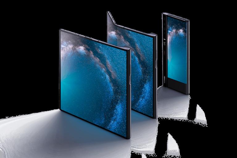 Η Huawei «εγκαινιάζει» στην Κίνα το smartphone που διπλώνει