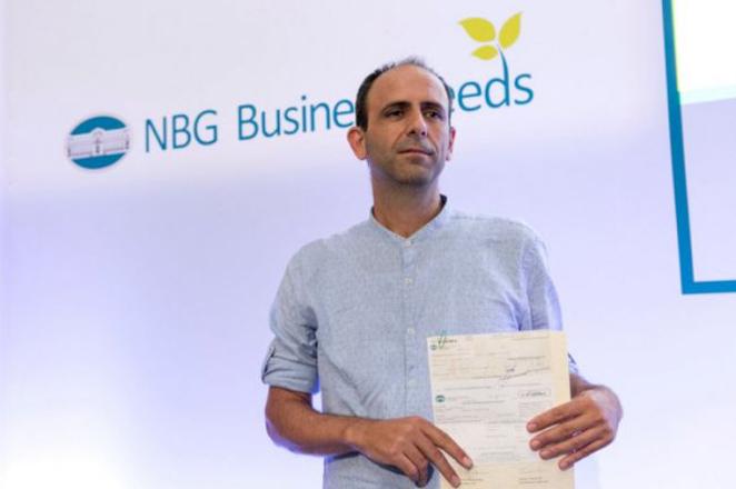Linked Business: Η μεγάλη νικήτρια του διαγωνισμού «Καινοτομίας και Τεχνολογίας» της Εθνικής Τράπεζας μιλά στο Fortune