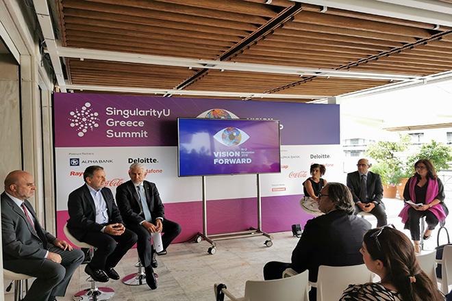 Το δεύτερο SingularityU Greece Summit έρχεται τον Νοέμβριο στην Αθήνα