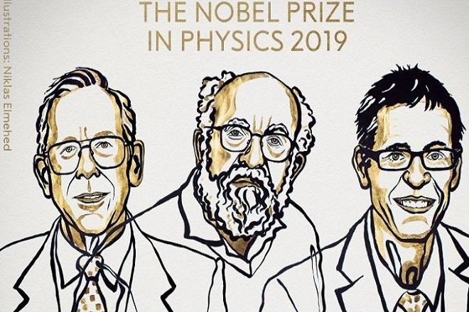 Τρεις πρωτοπόροι της κοσμολογίας οι νικητές του Νομπέλ Φυσικής 2019 (Βίντεο)
