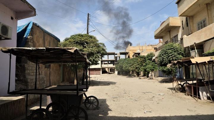 Σφοδρές μάχες στη Β. Συρία: Αμερικανοί στρατιωτικοί κινδύνευσαν από τουρκικά πυρά στο Κομπάνι