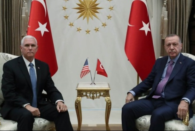 HΠΑ και Τουρκία συμφώνησαν για κατάπαυση πυρός στη Συρία – Σε 120 ώρες