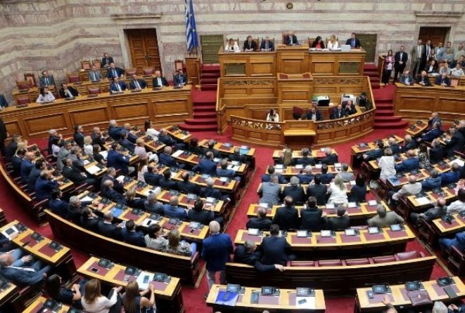 Με ευρεία πλειοψηφία ψηφίστηκε το αναπτυξιακό νομοσχέδιο