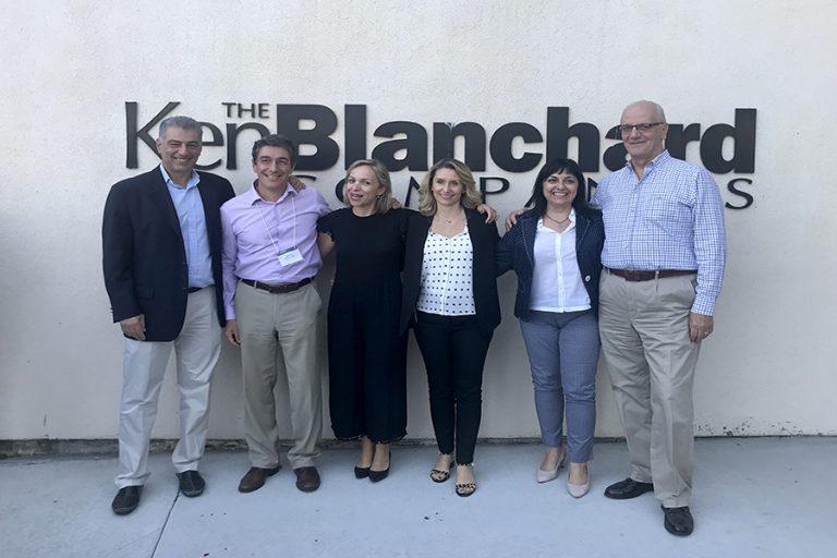 Η Ελληνική ομάδα της Blanchard συμμετείχε στο Blanchard Summit 2019  στο San Diego