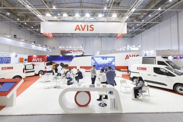 Η Avis σημείωσε ρεκόρ επισκέψεων στην έκθεση «Cargo Truck & Van 2019»