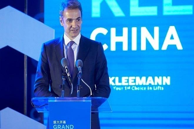 Τα οφέλη από τις επαφές Μητσοτάκη στην Κίνα: Από την Bank of China και την Alibaba ως το σχέδιο για το λιμάνι του Πειραιά