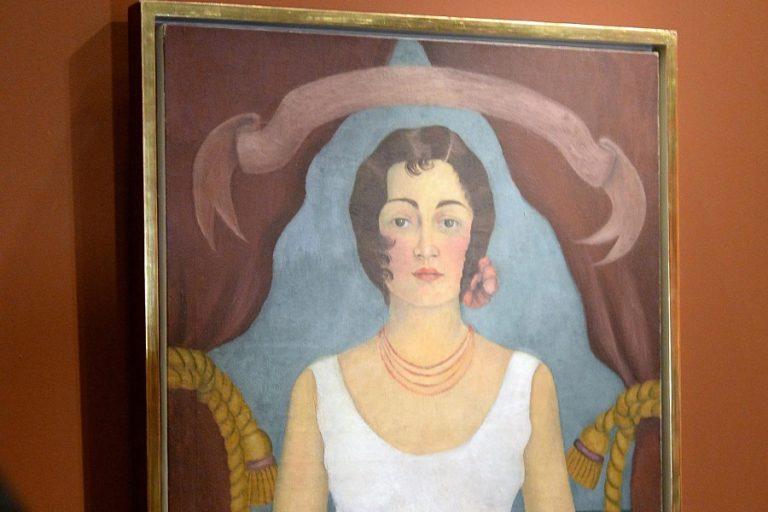 Ξεπέρασε τις εκτιμήσεις η τιμή πώλησης ενός πίνακα της Φρίντα Κάλο