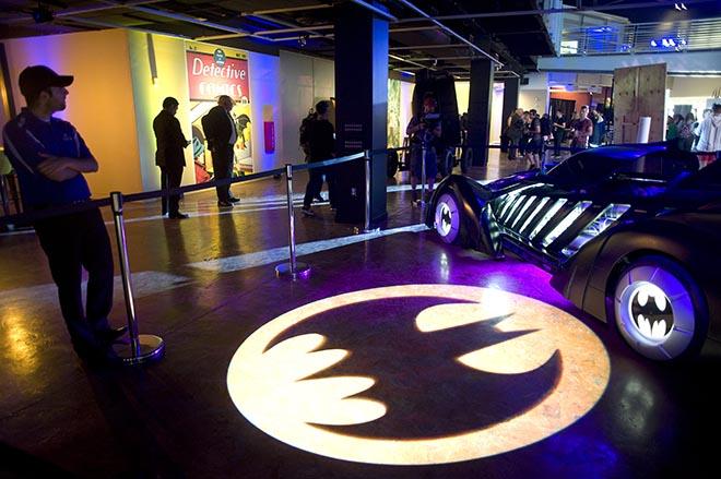 Το δικό του «Batmobile» κατασκεύασε Αμερικανός θαυμαστής του διάσημου ήρωα (Βίντεο)