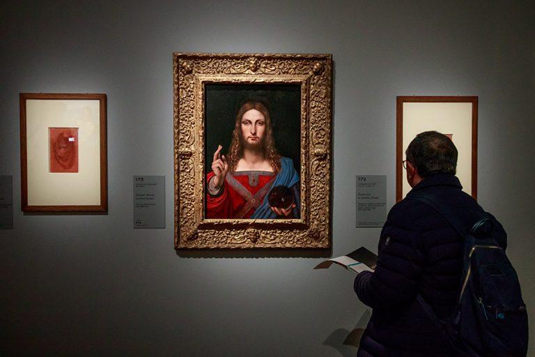 Όταν η τέχνη συναντά τη μόδα: Έργα του ντα Βίντσι σε ρούχα του οίκου Off-White