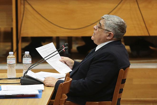 Δίκη Χρυσής Αυγής – Η ώρα του Μιχαλολιάκου: Καμία «πολιτική ευθύνη» για τη δολοφονία Φύσσα – Καμία σχέση με εθνικοσοσιαλισμό