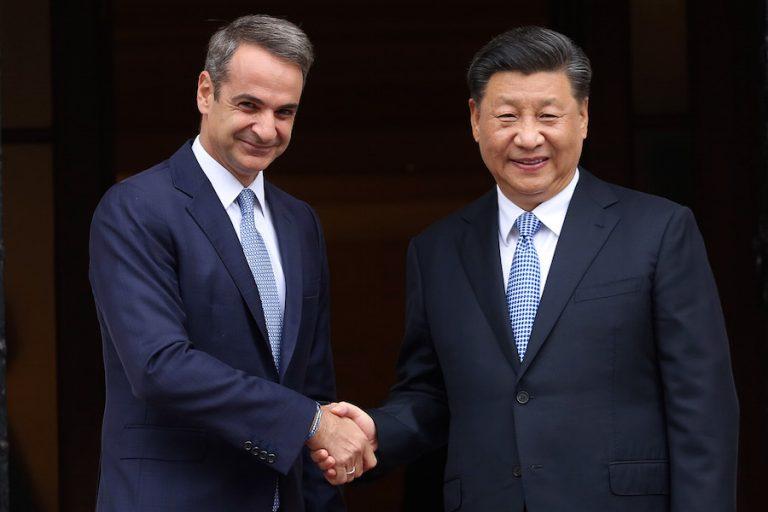 Οι δηλώσεις Σι Τζινπίνγκ – Μητσοτάκη για τις 16 μεγάλες συμφωνίες της Ελλάδας με την Κίνα