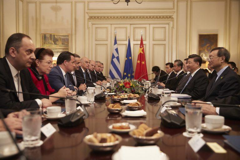 Οι 16 συμφωνίες Ελλάδας – Κίνας που έκλεισαν με την επίσκεψη Σι Τζινπίνγκ