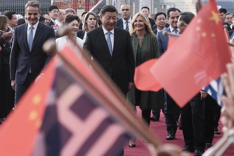Σι Τζινπίνγκ: Ένας φίλος από το Πεκίνο, στην Αθήνα