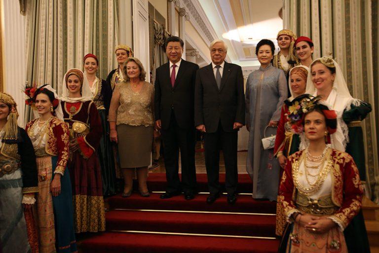 Παυλόπουλος: Κίνα και Ελλάδα ξεκινούν μια νέα πορεία συμπόρευσης και συνδημιουργίας