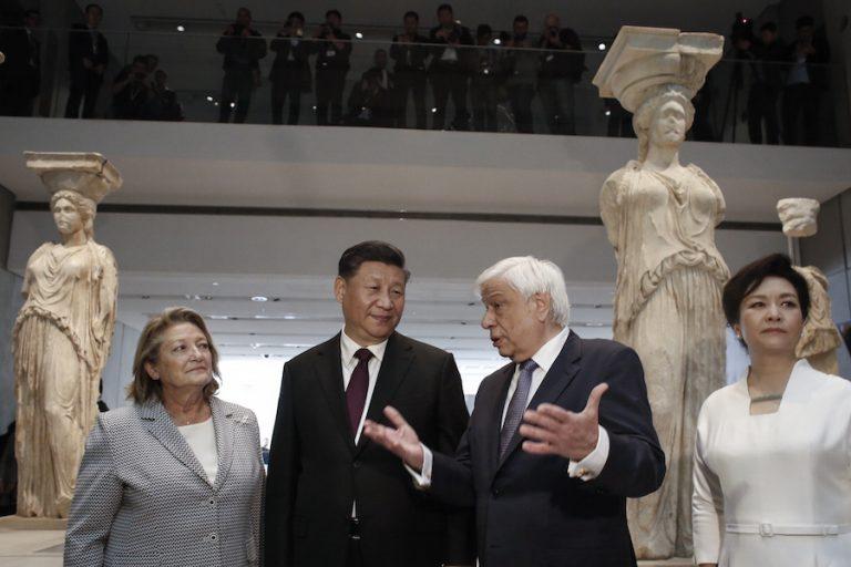 Παγκόσμιο θέμα η δήλωση του Κινέζου προέδρου υπέρ της επιστροφής των Γλυπτών του Παρθενώνα