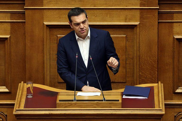 «Ναι» από Τσίπρα για την υποψηφιότητα Σακελλαροπούλου