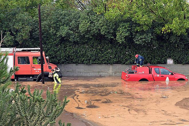 Λέκκας: Η ραγδαιότητα της βροχόπτωσης αλλά και η πυρκαγιά του 2018 οι αιτίες της καταστροφής στην Κινέτα