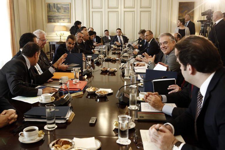 Η ακτινογραφία του υπουργικού συμβουλίου – Μητσοτάκης: Μέχρι το τέλος του έτους θα ψηφιστούν περίπου 30 νομοσχέδια