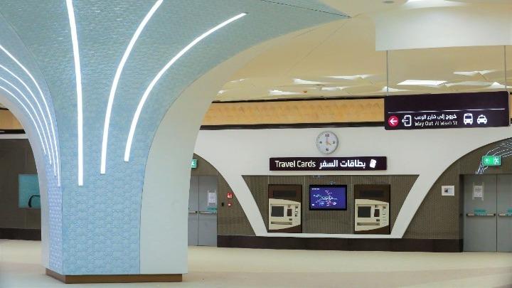 Η ΑΚΤΩΡ κατασκεύασε την «Χρυσή Γραμμή» του μετρό της Ντόχα