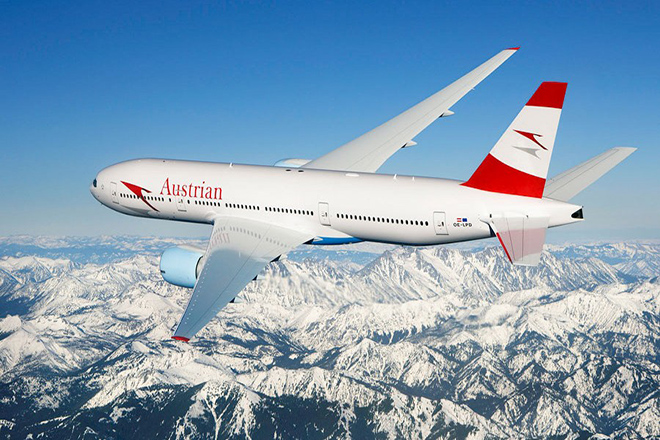 Austrian Airlines: Απευθείας πτήσεις από Βιέννη προς Καβάλα και Σάμο