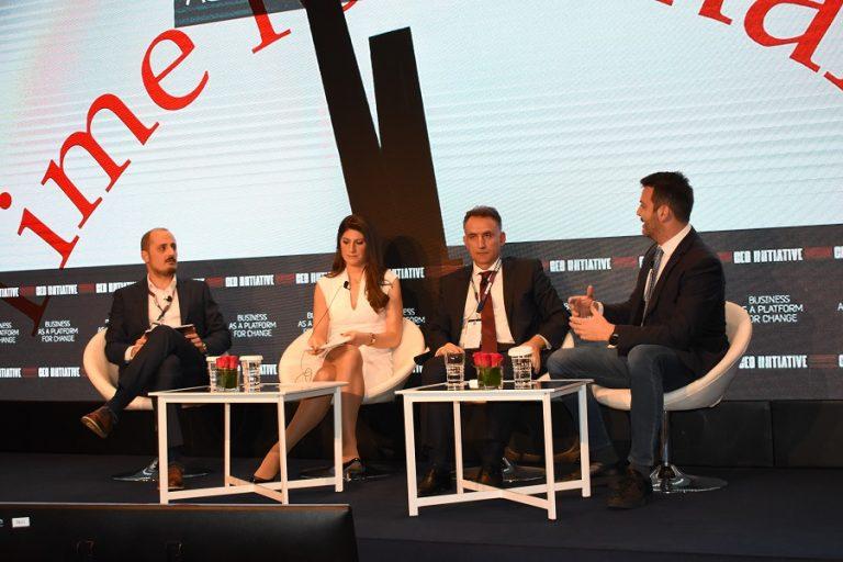 CEO Initiative Forum: Πώς μπορούν οι επιχειρήσεις να φέρουν την αλλαγή