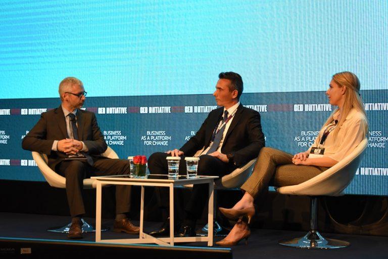 CEO Initiative Forum: ASK ME ANYTHING με τον Διευθύνοντα Σύμβουλο της Παπαστράτος,Χρήστο Χαρπαντίδη