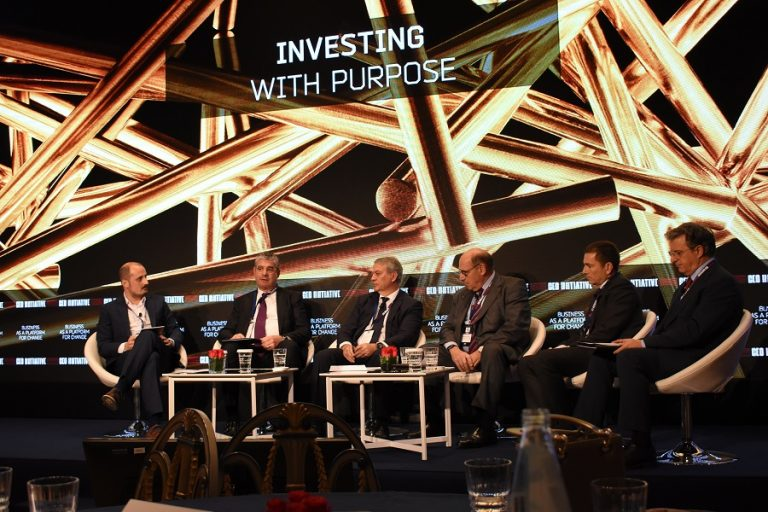 CEO Initiative Forum: Πώς ορίζεται σήμερα το «Investing with purpose»;