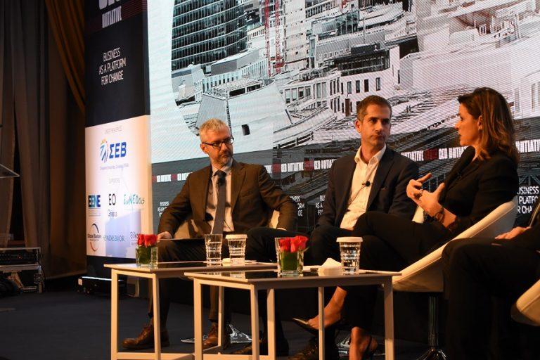 CEO Initiative Forum: Smart cities και το μέλλον της Αθήνας