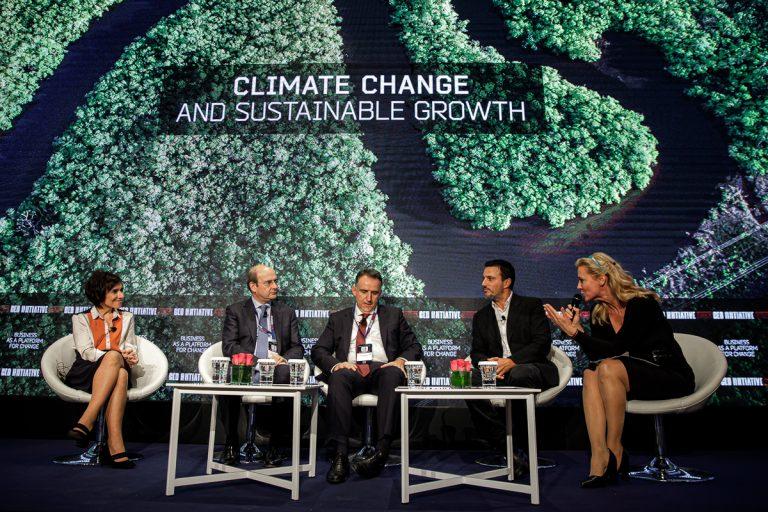 CEO Initiative: Η κλιματική αλλαγή, η Ελλάδα και το νέο εθνικό σχέδιο για την ενέργεια