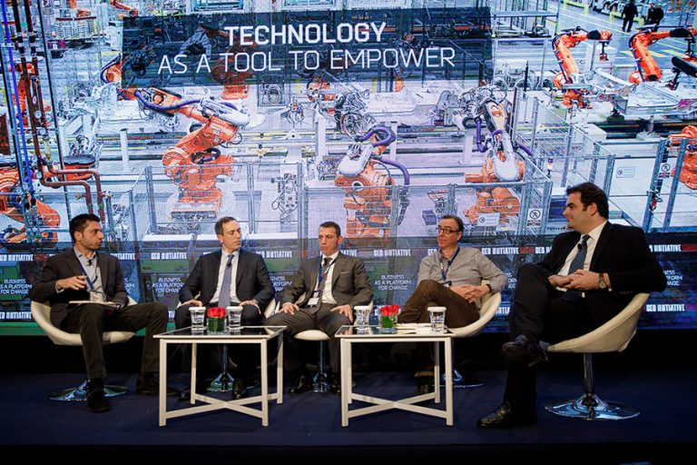 CEO Initiative: Η τεχνολογία ως εργαλείο ενίσχυσης για την οικονομία (βίντεο)