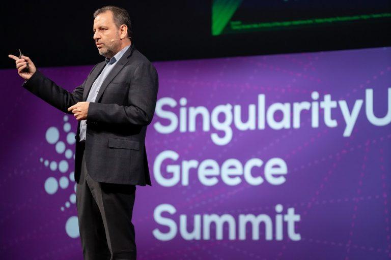 Η Vodafone παρουσίασε το όραμά της για ένα καλύτερο μέλλον μέσα από την τεχνολογία στο SingularityU Summit Greece