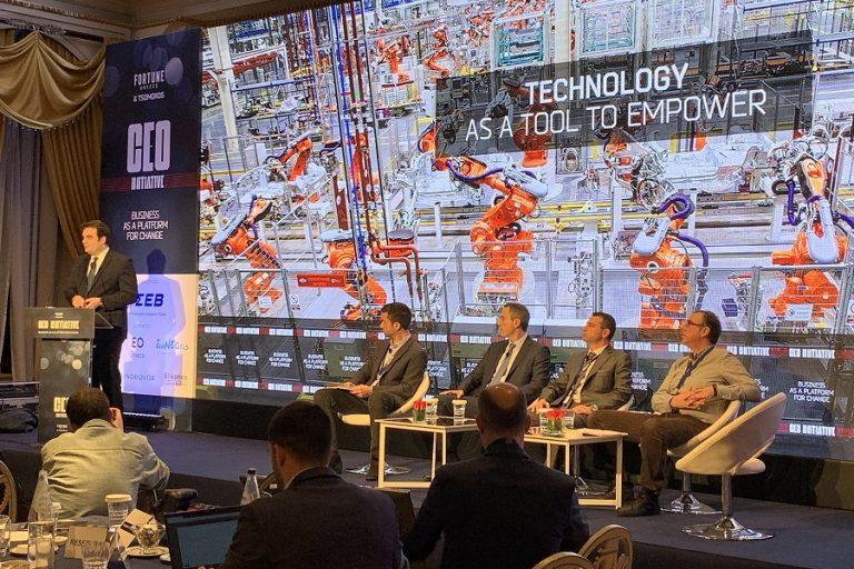 CEO Initiative Forum: Η τεχνολογία ως δύναμη μετασχηματισμού