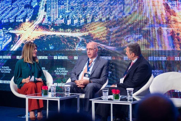 CEO Initiative Forum: Ένας νέος σκοπός για τις επιχειρήσεις στο μεγαλύτερο εταιρικό forum της χρονιάς (Bίντεο)