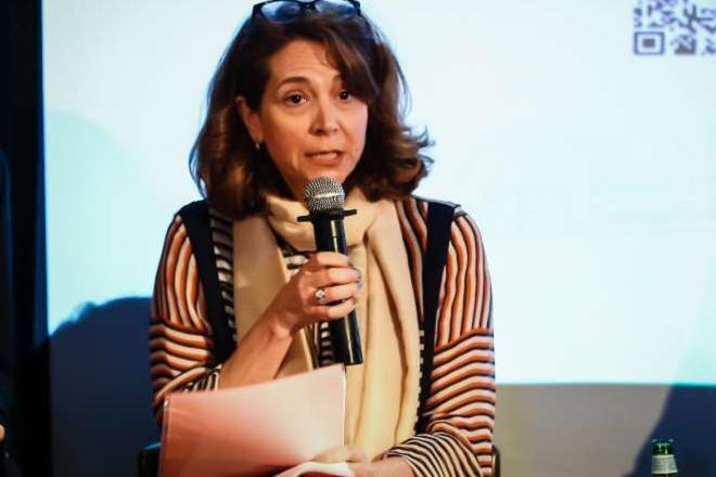 Ρούλα Καλάφ: Από τη Βηρυτό στο Columbia, και από τον «Λύκο της Wall Street» στο τιμόνι των Financial Times