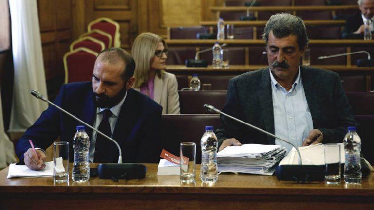 Προανακριτική Novartis: Ανυποχώρητος ο ΣΥΡΙΖΑ στην εξαίρεση Τζανακόπουλου και Πολάκη – Οιωνοί υψηλής πολιτικής θερμότητας