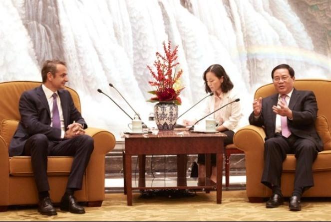Ελλάδα – Κίνα: Το σχέδιο «εξωστρέφεια», οι συμφωνίες σε σημαντικούς τομείς και οι 60 επιχειρήσεις