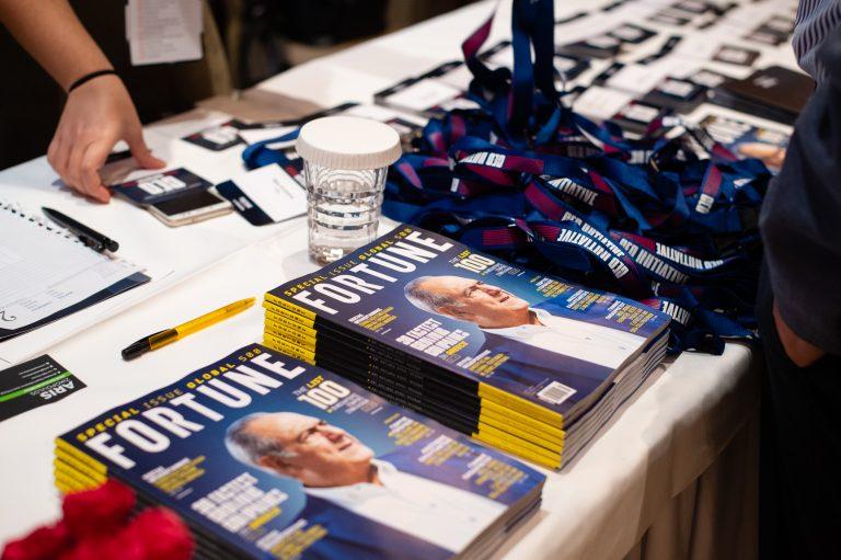 Νέο τεύχος Fortune: Κυκλοφορεί στα περίπτερα η μεγαλύτερη έκδοση της χρονιάς