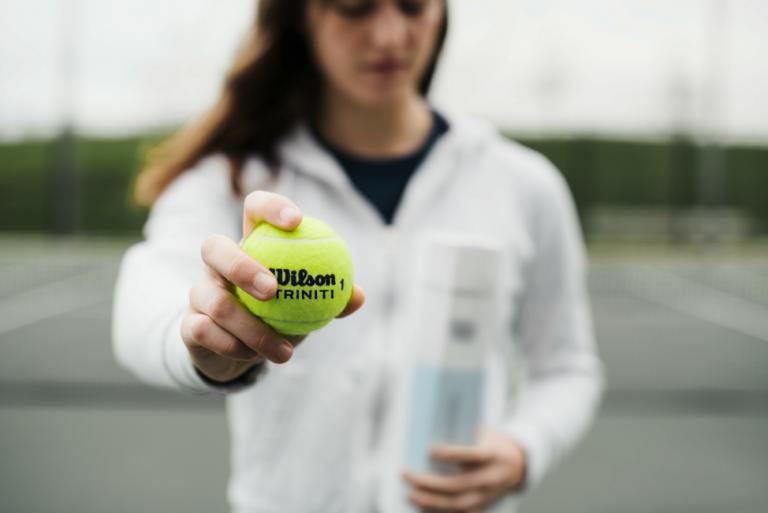 Η Wilson λανσάρει το μπαλάκι τένις του μέλλοντος