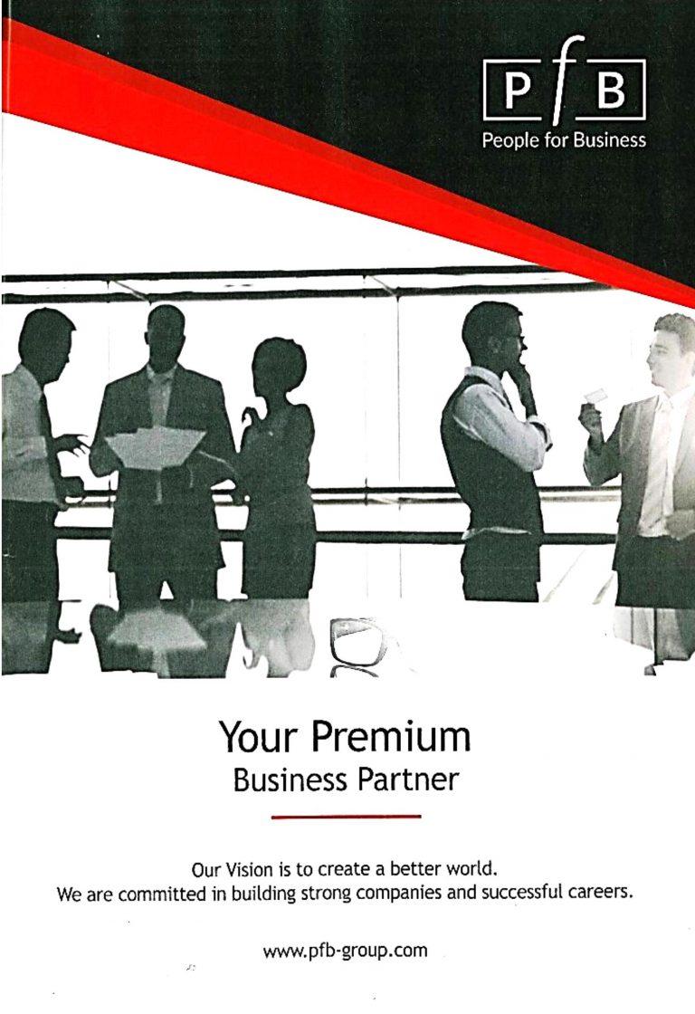 Νέο λογότυπο και εταιρική ιστοσελίδα για την People for Business
