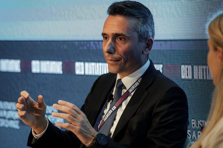 Χρήστος Χαρπαντίδης στο CEO Initiative: Πώς μια παραδοσιακή βιομηχανία μπορεί να αλλάξει ολοκληρωτικά (βίντεο)