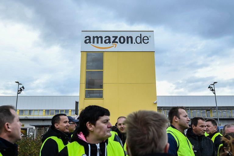 Απέναντι σε νέα, μεγάλη χριστουγεννιάτικη απεργία βρίσκεται η Amazon στη Γερμανία