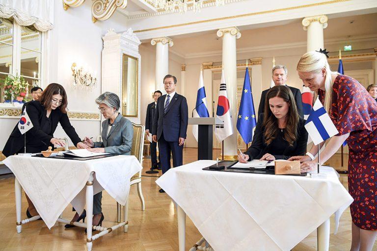 Ποια είναι η 34χρονη Σάνα Μαρίν που εκλέχτηκε πρωθυπουργός της Φινλανδίας και είναι η νεότερη που είχε ποτέ η χώρα