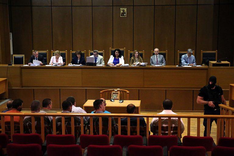 Απαλλαγή της ηγεσίας της Χρυσής Αυγής ζητά η εισαγγελέας: «Δεν υπάρχει εγκληματική οργάνωση»