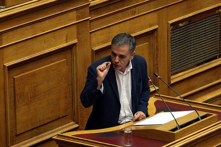 Τσακαλώτος για την αναθεώρηση των στοιχειών της ΕΛΣΤΑΤ: «Συμπάσχουμε με τον κύριο Σταϊκούρα»